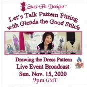 Let's talk pattern fitting Event