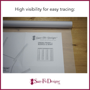 Tracing Vellum 640mm x 20m