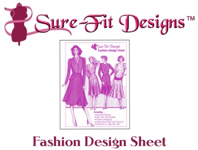 Fashion Design Sheet