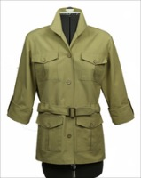 Cargo Jacket Pattern - Ladies