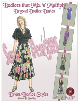 Beyond Bodice Basics – Book & DVD