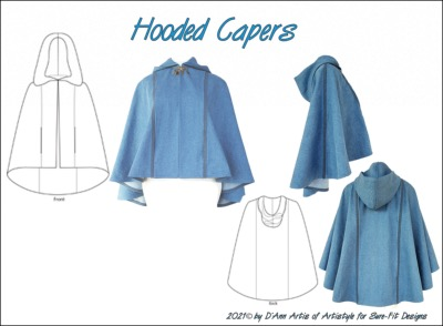 Hooded Capers by D'Ann Artis