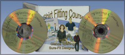 Shirt Fitting Course DVD