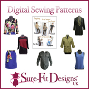 Digital Sewing Patterns